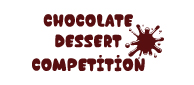 Chocolate Dessert Competition