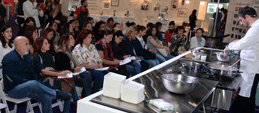 Beirut Cooking Festival and Salon du Chocolat 2015 - Opening press release